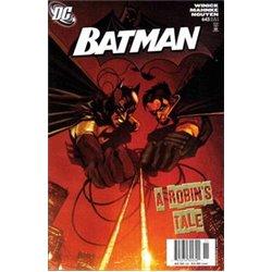Batman No. 649 Year 2006