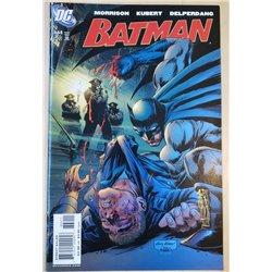 Batman No. 664 Year 2007