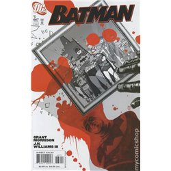 Batman No. 667 Year 2007