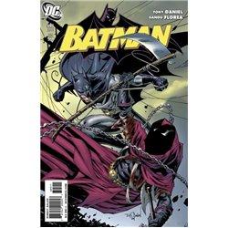 Batman No. 695 Year 2010