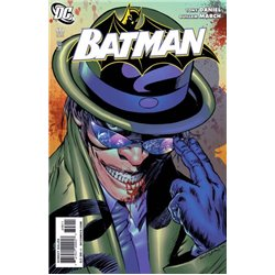 Batman No. 698 Year 2010