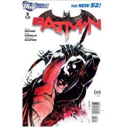 Batman vol.2 No. 3 Year 2011