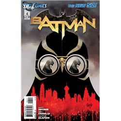 Batman vol.2 No. 4 Year 2011