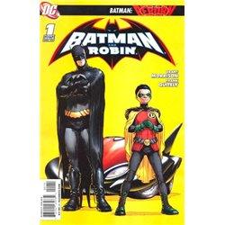 Batman & Robin  No. 1 Year 2010