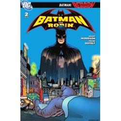 Batman & Robin  No. 2 Year 2010
