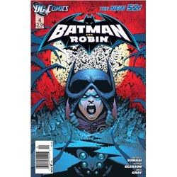 Batman & Robin ( vol. 2 ) No. 4 Year 2011