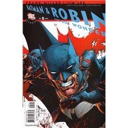 Batman & Robin  No. 5 Year 2007