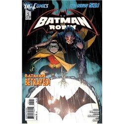 Batman & Robin  No. 4 Year 2010