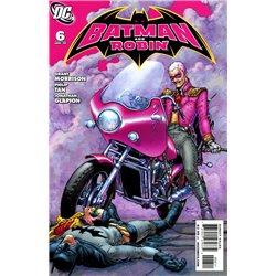 Batman & Robin  No. 6 Year 2010