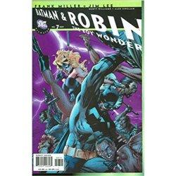Batman & Robin  No. 7 Year 2010