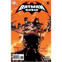 Batman & Robin  No. 8 Year 2010