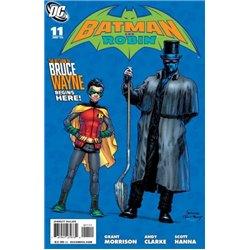 Batman & Robin  No. 11 Year 2010