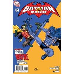 Batman & Robin  No. 12 Year 2010