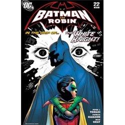 Batman & Robin  No. 22 Year 2011