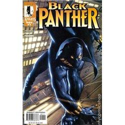 Black Panther  No. 1 Year 1998