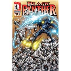 Black Panther  No. 4 Year 1999