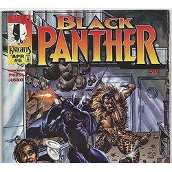 Black Panther  No. 6 Year 1999