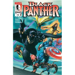 Black Panther  No. 8 Year 1999