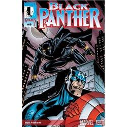 Black Panther  No. 9 Year 1999