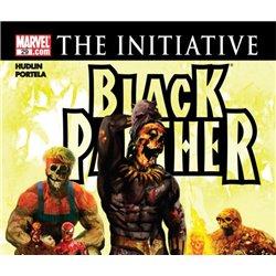 Black Panther  No. 29 Year 2007