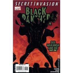 Black Panther  No. 39 Year 2008
