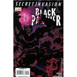 Black Panther  No. 40 Year 2008