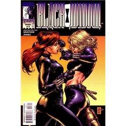 Black Widow  No. 3 Year 1999