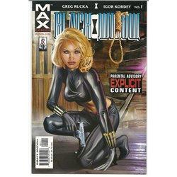 Black Widow  No. 1 Year 2002