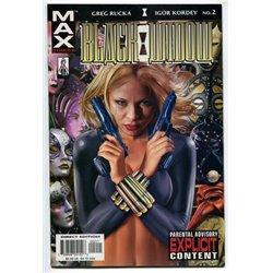 Black Widow  No. 2 Year 2002
