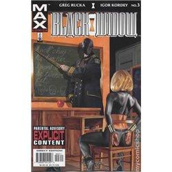 Black Widow  No. 3 Year 2002