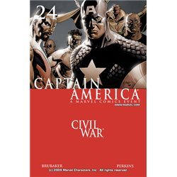 Captain America No. 24 Year 2009