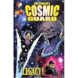 Cosmic guard  No. 1 Year 2004