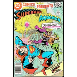 DC Comics Presents  No. 5 Year 1979