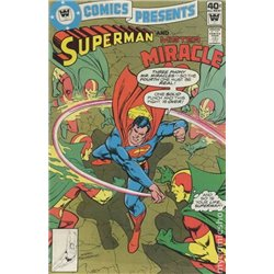 DC Comics Presents  No. 12 Year 1979