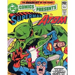 DC Comics Presents  No. 15 Year 1979