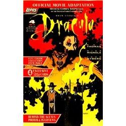 Dracula ( Topps comics ) No. 4 Year 1992