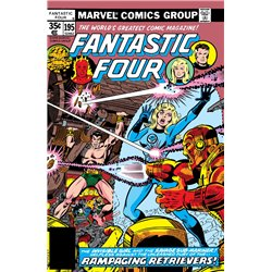 Fantastic four No. 195 Year 1978