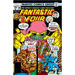 Fantastic Four No. 196 Year 1978