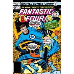 Fantastic Four  No. 197 Year 1978