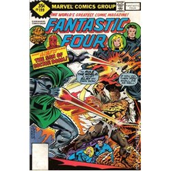 Fantastic Four  No. 199 Year 1978