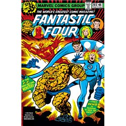 Fantastic Four  No. 203 Year 1978