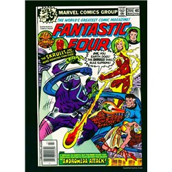 Fantastic Four  No. 204 Year 1978