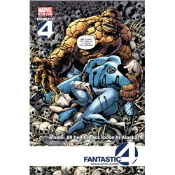Fantastic Four No. 556 Year 2008