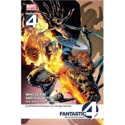 Fantastic four  No. 557 Year 2008