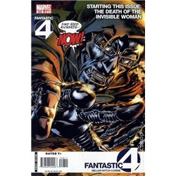 Fantastic four No. 558 Year 2008