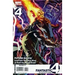 Fantastic Four No. 560 Year 2008