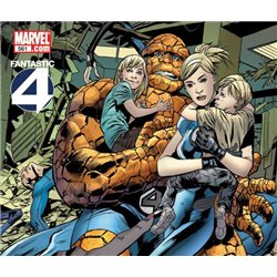 Fantastic Four  No. 561 Year 2009