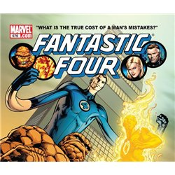 Fantastic Four  No. 570 Year 2009