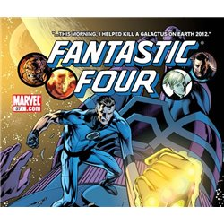 Fantastic four  No. 571 Year 2009