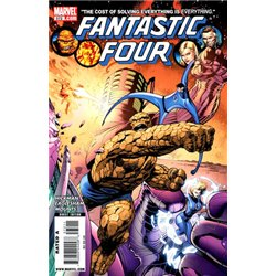 Fantastic Four  No. 572 Year 2009